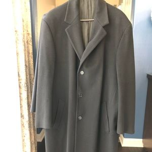 Men's Brooks Brothers long winter a Coat